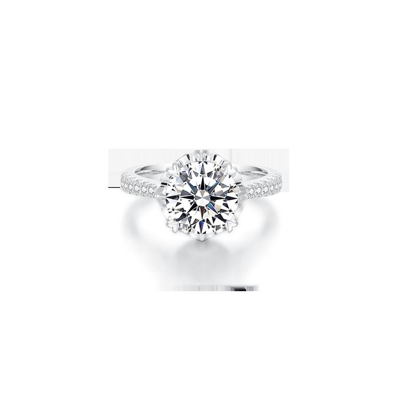 花嫁系列 鉆石戒指