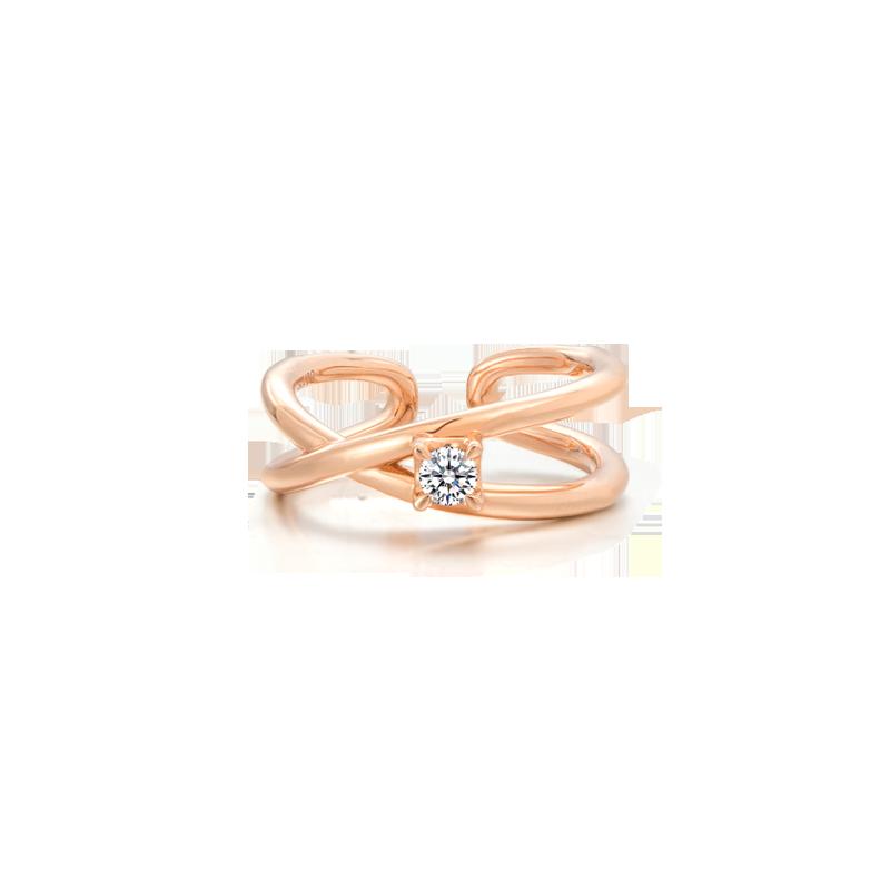 无尽爱钻石戒指