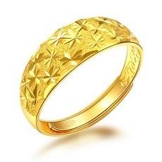 滿天星-黃金戒指