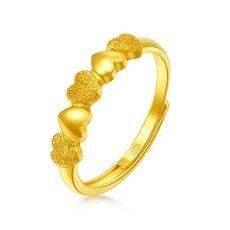 心愛-黃金戒指