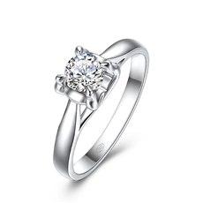 寵愛 18K金鉆石戒指