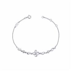 【新品】-钻石手链N0130