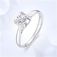 寵愛—18K金鉆石戒指
