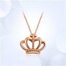 皇室-18K金項鏈