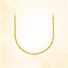 柔情链-黄金项链