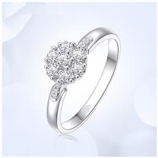 星辰—18K金钻石戒指