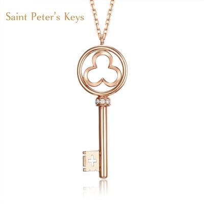 Saint Peter's Keys系列 钻石链坠