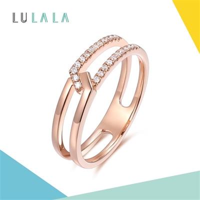 LULALA系列-约定 钻石女戒