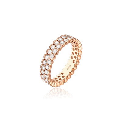珠珠钻石情侣戒