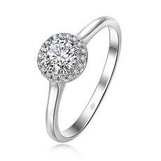热诚爱 - 18K金钻石戒指