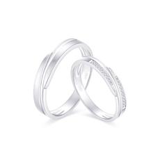 【新品男款】-情侶戒指Q0402