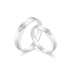 【新品女款】-情侶戒指Q0400