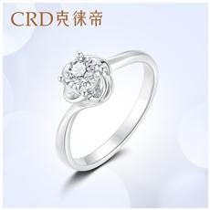 18K钻石戒指 G0711C【秋季新品】