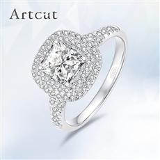 Artcut铂钻系列-Allure倾城 钻石戒指