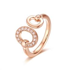Saint Peter's Keys系列 钻石戒指
