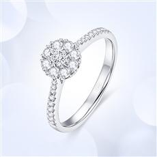 星光—钻石戒指