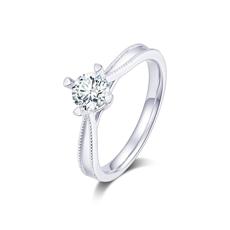 挚爱经典系列-时光 钻石戒指