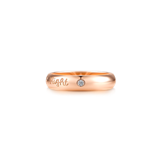 Choose Right钻石戒指