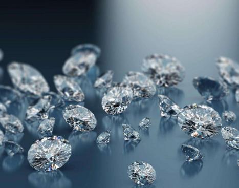 20分的钻石
