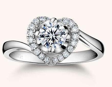 金伯利钻石戒指