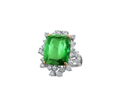 绿钻贵还是白钻贵