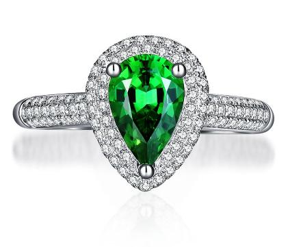 一克拉绿色钻石价格