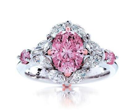 彩色钻石怎么鉴定真假