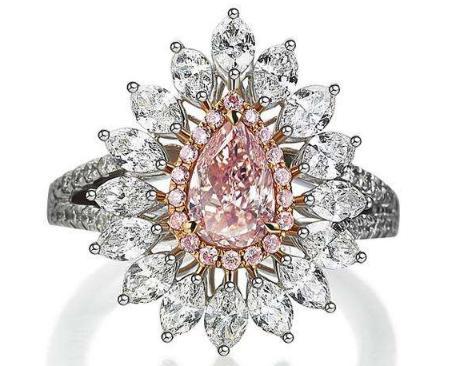1克拉彩钻戒指大概多少钱