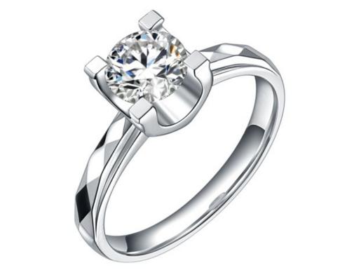 克徕帝钻石戒指