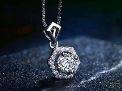 钻石吊坠选多少分的钻石好