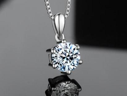 最新款钻石吊坠有哪些