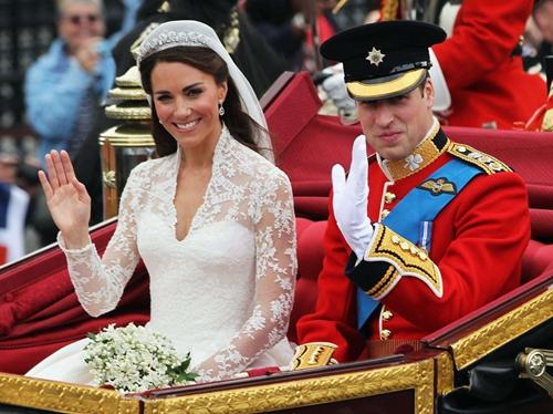 威廉王子與凱特王妃