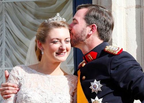 纪尧姆和斯蒂芬妮婚礼