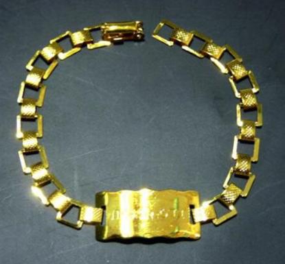 黄金手镯什么款式耐看