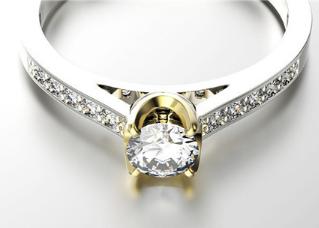 钻石戒指怎么挑选