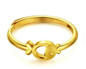 黄金戒指一般多少钱