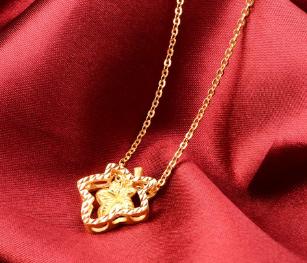 黄金项链价格一般多少