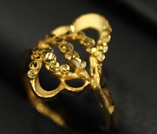 老凤祥黄金首饰戒指质量如何