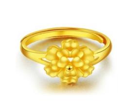 什么样的黄金戒指好看