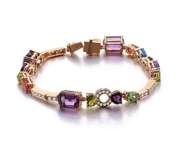 珠宝手链分享