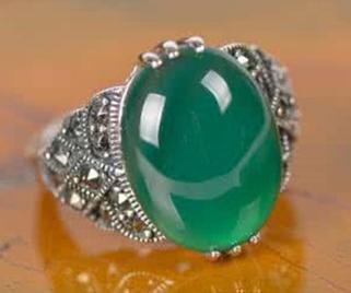 玛瑙戒指一般多少钱