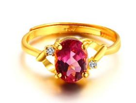 K金结婚戒指多少钱