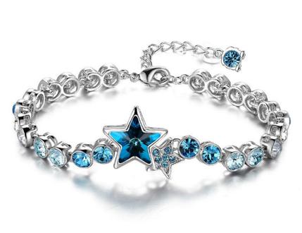 施华洛世奇十二星座水晶手链怎么样