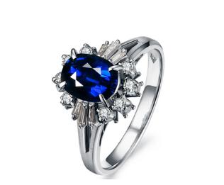 蓝宝石戒指价格是不是很贵