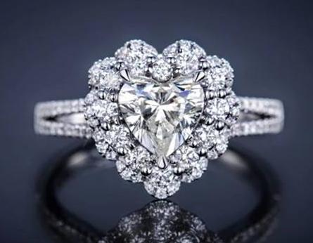 结婚戒指可以戴中指吗