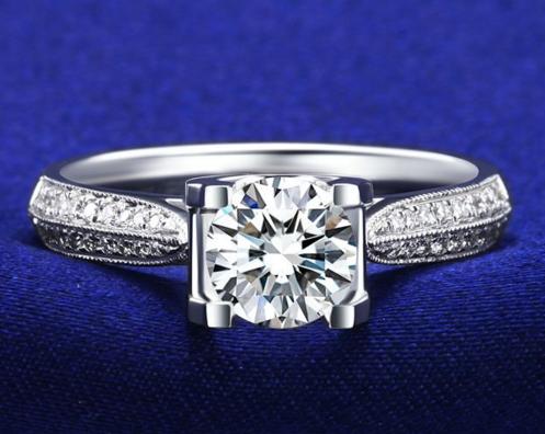戒指戴中指是结婚了吗