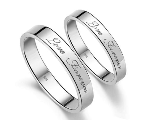 纯银戒指什么牌子好