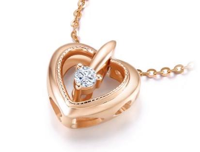 彩金钻石项链的回收价格是多少