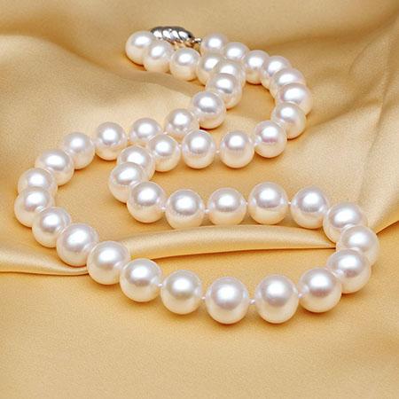 淡水珍珠项链多少钱一条