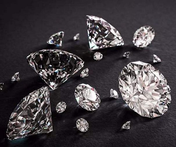 中国宝石级钻石产地分布图是怎样的